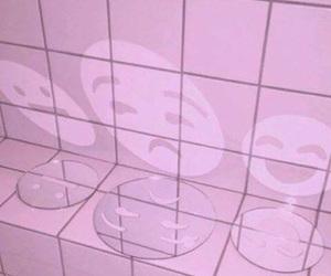 pink, emoji, and aesthetic image