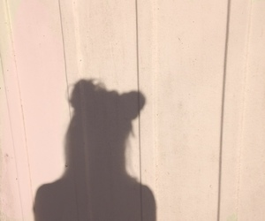 aesthetic, shadow, and indie image