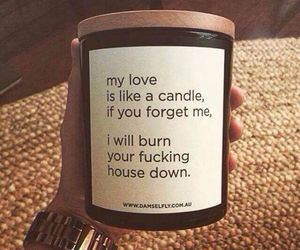 love, candle, and funny image