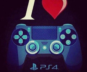 I Love You, ps4, and فور image
