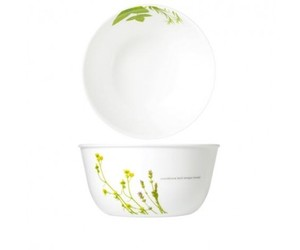 bowl, corelle, and dinner plate image