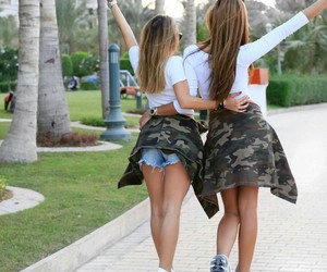 Best, fashion, and friendship image