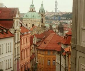 Praga, street, and prague image