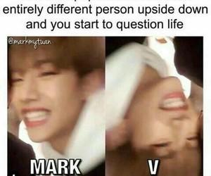 got7, bts, and mark image
