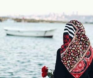 hijab, محجبات, and محجبة image