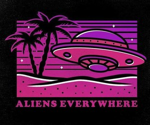 alien, alternative, and art image
