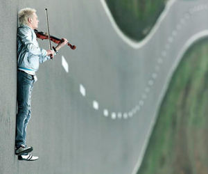 cool, music, and violine image
