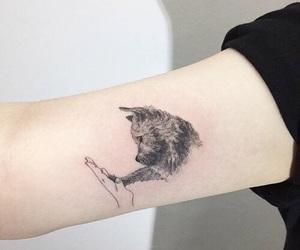 ink, tatuagem, and tatuaje image