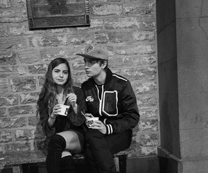 couple, ansel elgort, and beautiful image