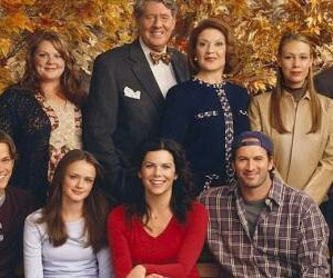 actors, gilmore girls, and series image