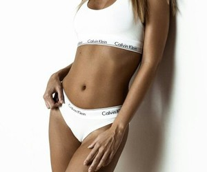 body, Calvin Klein, and model image