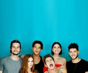 series and teen wolf image