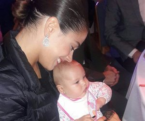 baby, tini stoessel, and martina stoessel image