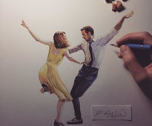 dance and la la land image