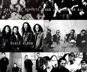 metallica, heavy metal, and James Hetfield image