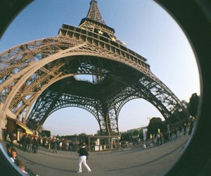 look, paris, and people image