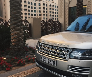 car, luxury, and Dubai image