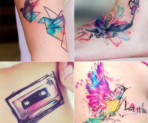 art and tatuagem image