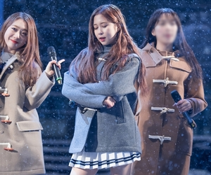 photography, cosmic girls dayoung, and snow image