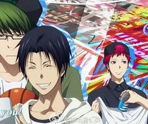 anime, kawaii, and knb image