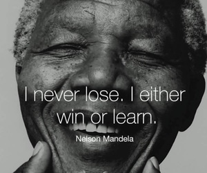 inspiration, nelson mandela, and quote image