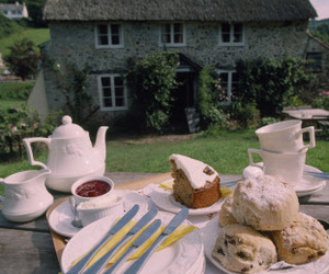 britain, scones, and tea image
