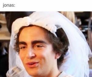 meme, funny, and jonas image