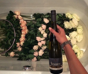 luxury, love, and flowers image
