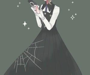 anime girl, danganronpa v3, and kirumi tojo image