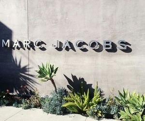 marc jacobs, plants, and green image