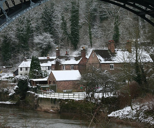 britain, Houses, and shropshire image