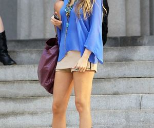 blake lively, serena, and style image
