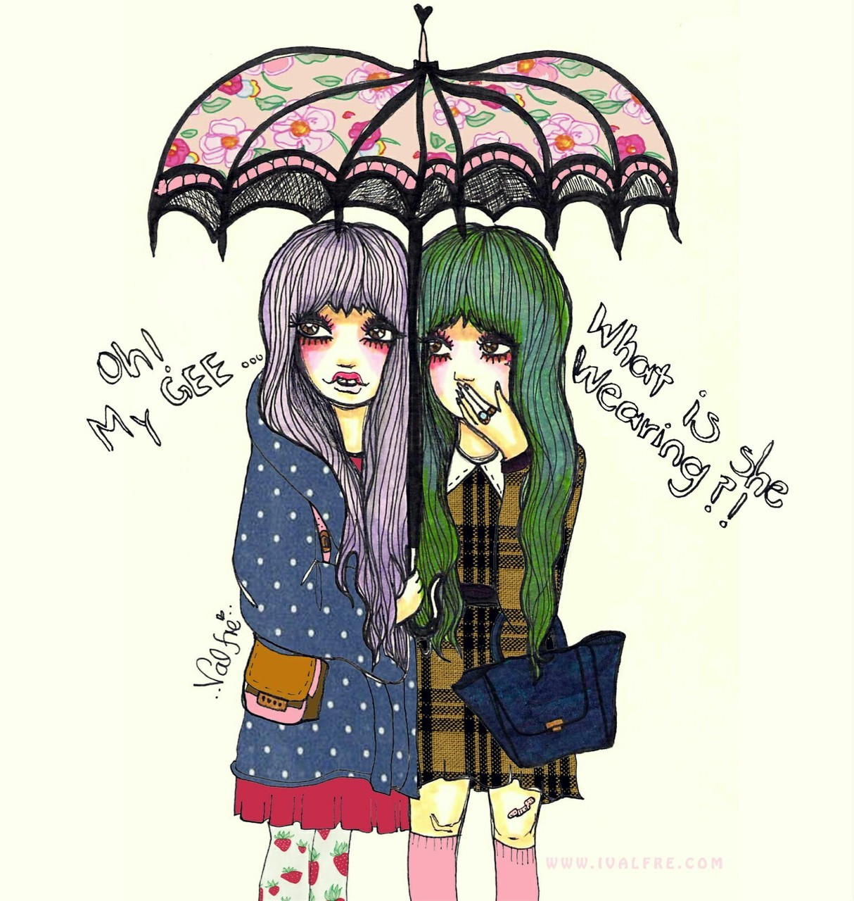 girl, art, and valfre image