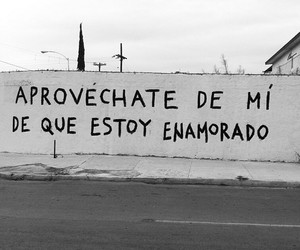 accion poetica, frases, and black and white image