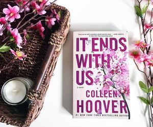 book, couple, and it ends with us image