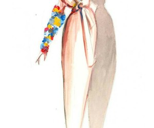 art, elegance, and moda image