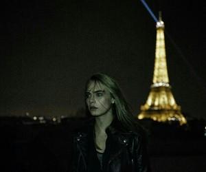paris, cara delevingne, and model image