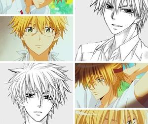 anime, shoujo, and anime boy image