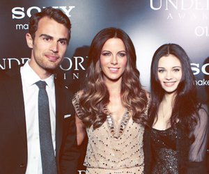 Kate Beckinsale and theo james image