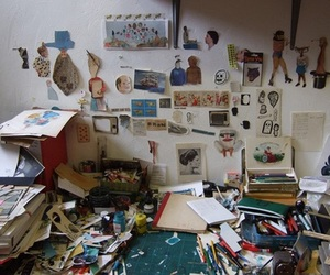 art, room, and tumblr image