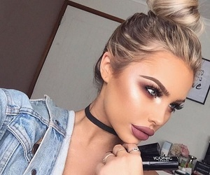 contour, eyeshadow, and goals image