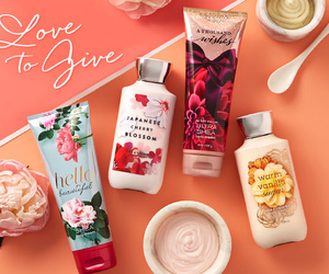 bath, body, and candles image