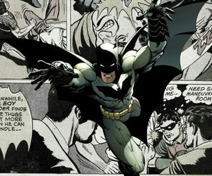 batman, DC, and wallpaper image
