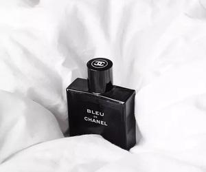 chanel, perfume, and black image