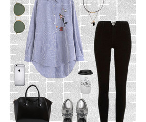 day, job, and Polyvore image