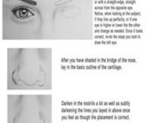 art, how to, and sketches image