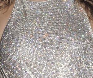 fashion, tumblr, and glitter image