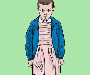 eleven, 011, and fan+art image