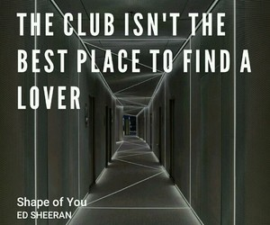 body, club, and Lyrics image