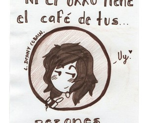 cafe, frases, and humor image